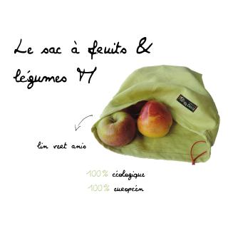 Bag To Green Groenten- en Fruitzak M