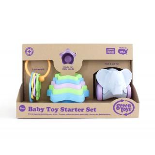 Green Toys Mijn Eerste Baby Speelgoed Startersset