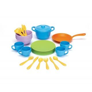 Green Toys Kook en Diner Set