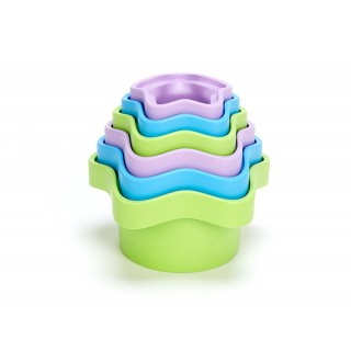 Green Toys Mes premiers Gobelets Empilables