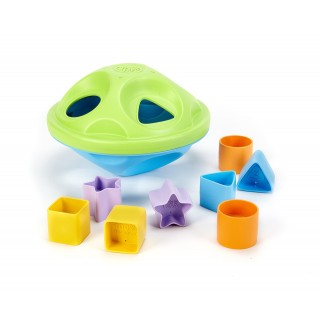 Green Toys Mijn Eerste Vormsorteerder