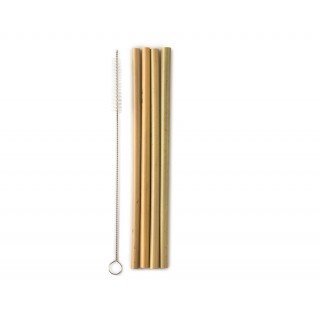 The Humble Co. Pailles de Bambou - 4pcs