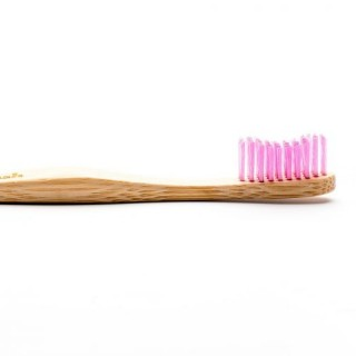 The Humble Co. Brosse à Dents Durable - Soft - Rose