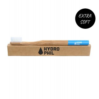 Hydrophil Brosse à Dents Durable - Soft - Bleu