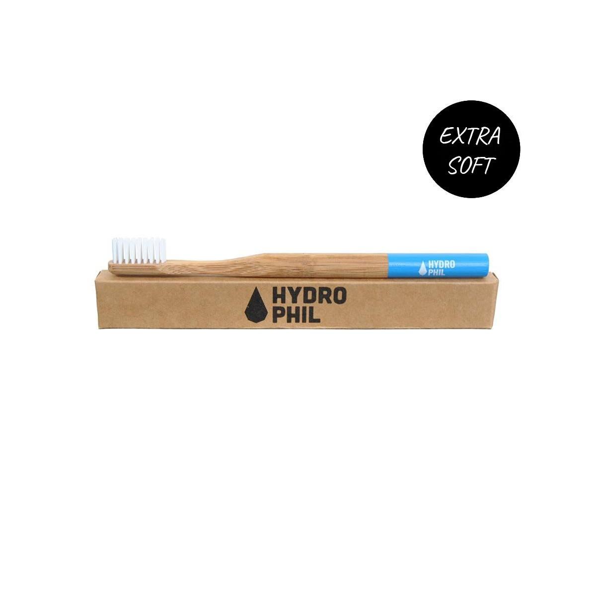 Hydrophil Duurzame Tandenborstel - Soft - Blauw