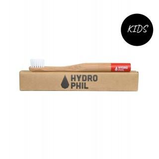 Hydrophil Duurzame Tandenborstel - Kinderen - Rood