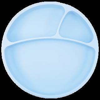 MiniKoioi Siliconen Bord Blauw