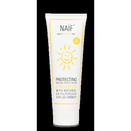 Naïf Crème Solaire SPF50