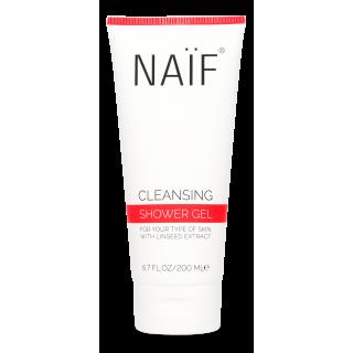 Naïf Cleansing Shower Gel