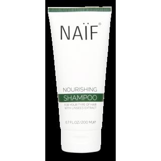 Naïf Shampooing Nourrissant