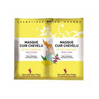 Secrets des Fées: Masque Cuir Chevelu - Détox Purifiant