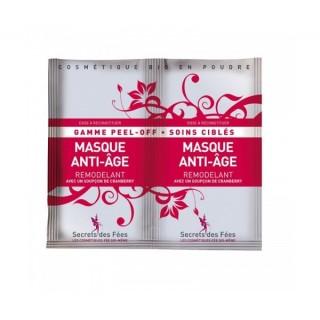 Secrets des Fées: Masque Anti-Age - Remodelant