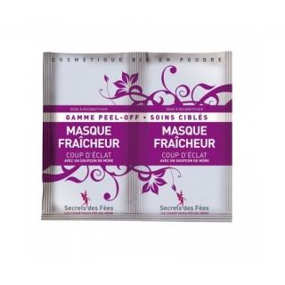Secrets des Fées: Masque Fraîcheur - Coup d'Eclat