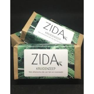 Zida: Shampooing - Savon aux Herbes