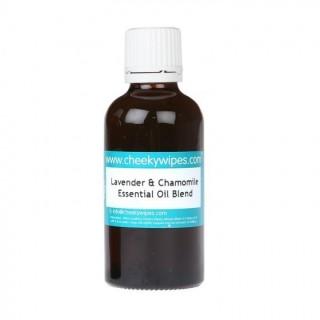 Cheeky Wipes Essentiële Olie van Lavendel & Kamille voor Wasbare Doekjes