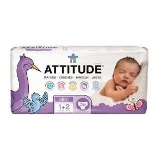 Attitude Eco Luiers | Maat 1-2