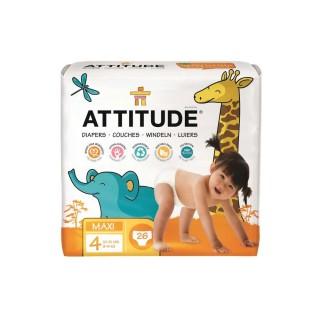Attitude Eco Luiers | Maat 4